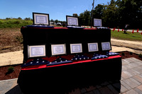 First Responders Memorial Dedication