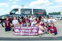 Osage homecoming parade